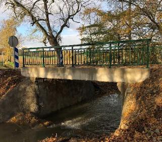 Pont de l'Auroue VC11 à SAINT-CLAR (32)