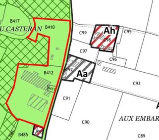 Modifications du plan local d'urbanisme à CLERMONT-POUYGUILLES (32)
